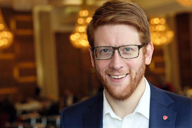 Martin Henriksen er Arbeiderpartiets utdanningspolitiske talsperson.