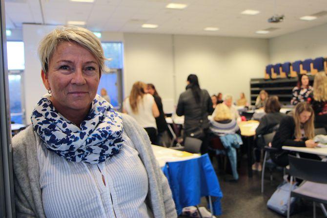Ann-Mari Arctander Fredriksen er pedagogisk leder i Barnas hus/Regnbuen.