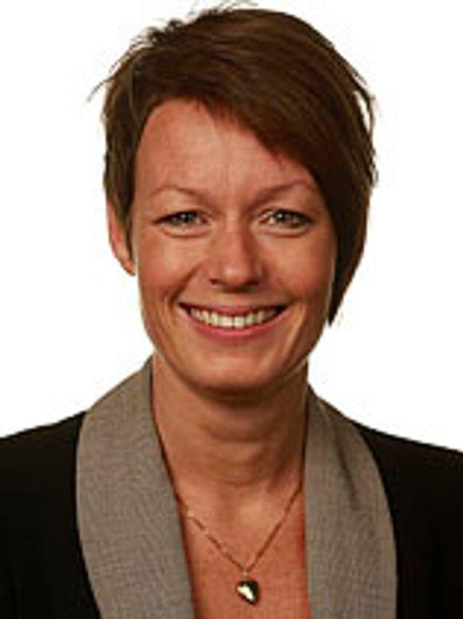 Line Henriette Holten i Krf er Stortingsrepresentant for Østfold.