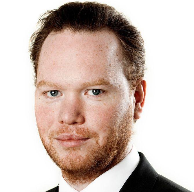 Magnus Thue (H), statssekretær i Kunnskapsdepartementet.