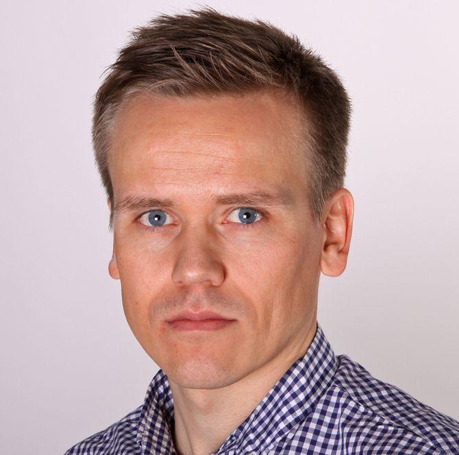 Marius Iversen er kommunikasjonsdirektør i PBL.