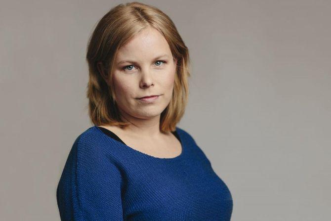 Kirsti Bergstø, nestleder i SV.