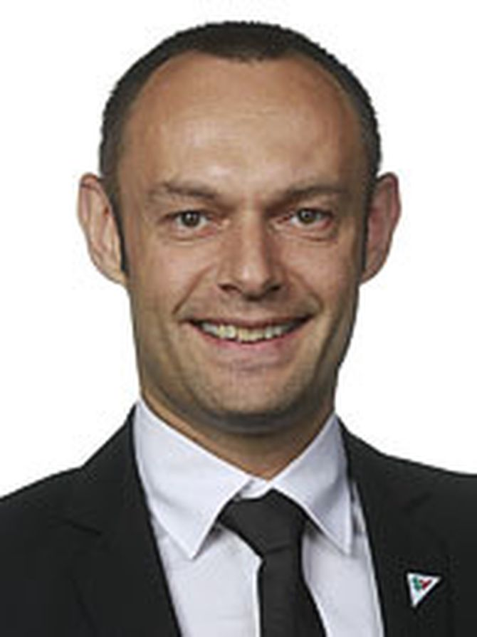 Torgeir K. Fylkesnes, familepolitisk talsperson for SV.