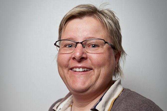Daglig leder i Natvigheia barnehage, Kirsten Dyve Samuelsen.