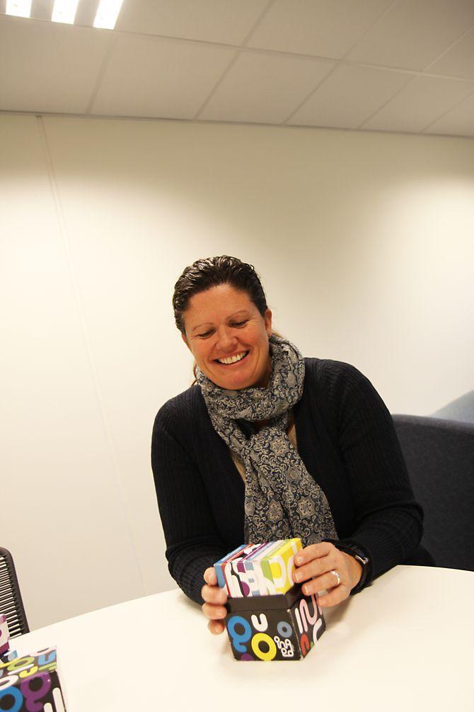 Ragnhild Eielsen Wiig i InPed og eier av Tjodmarka barnehage.