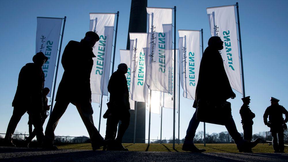 Statnett har besluttet å suspendere Siemens inntil avvikene hos underleverandøren er rettet opp i. Illustrasjonsfoto.