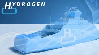 Boreal og Wärtsilä finsliper hydrogenfergekonsept