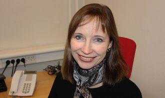 Anne Kristine Aure, avdelingsleder studieavdelingen ved Politihøgskolen