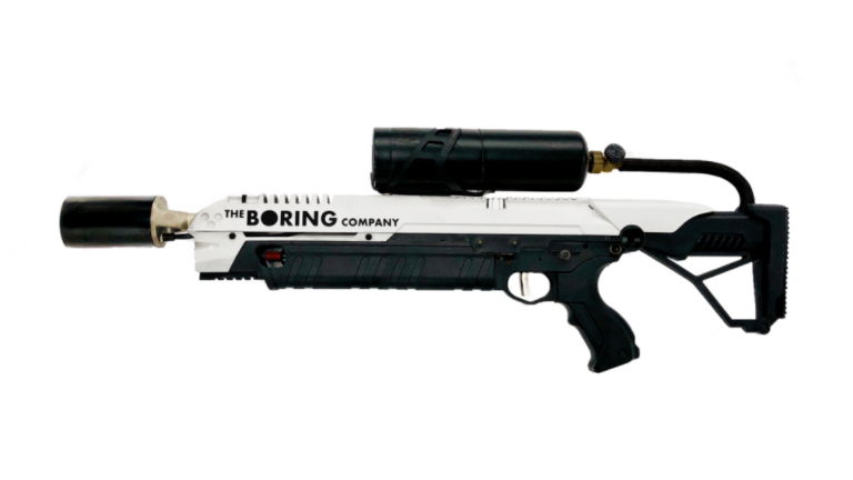 Flamethrower — The Boring Company (1)