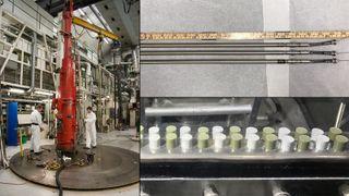 Først i verden: Thor energy og Ife har utviklet et nytt thoriumbrensel