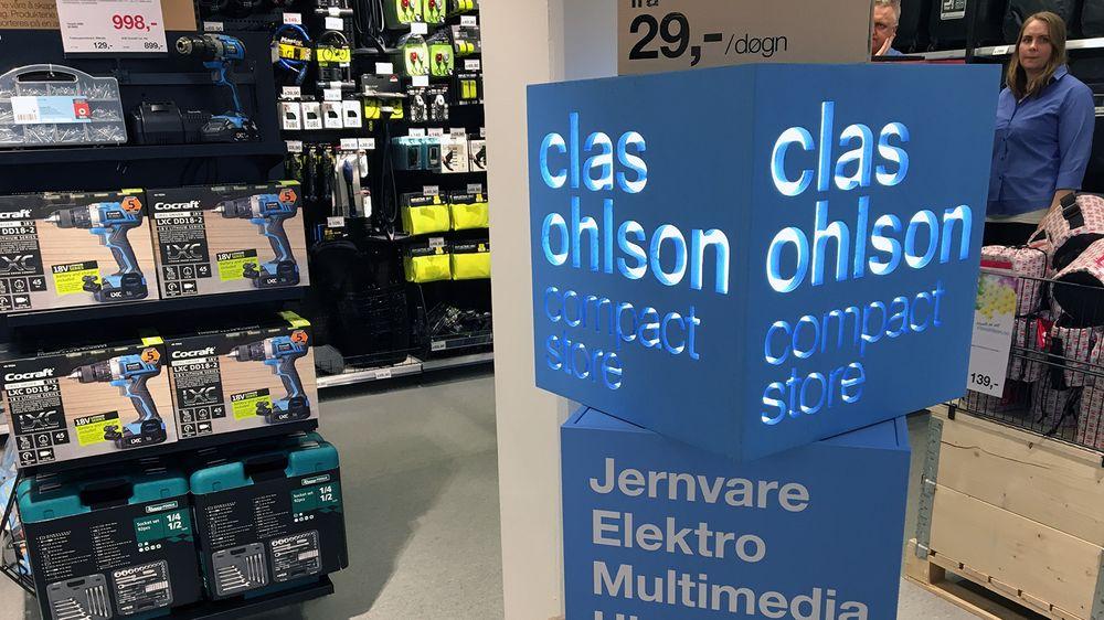 8b065e486 Clas Ohlson skal selge via Amazon - Ehandel.com