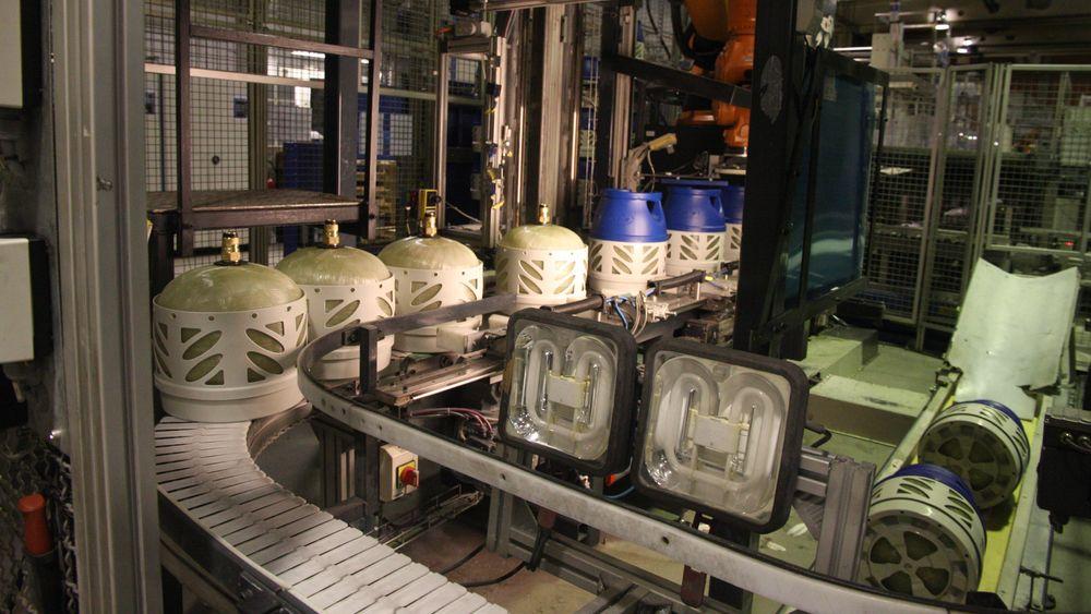 Ragasco på Raufoss driver systematisk innovasjon for å øke konkurransekraften.  Alle ansatte er involvert.