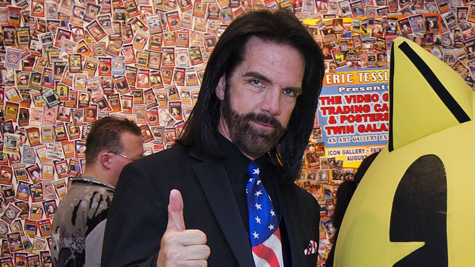 Billy Mitchell i 2014.