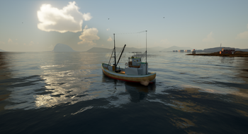 Test: Fishing: Barents Sea
