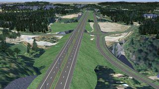 – Ny E-18 er et skikkelig Kinderegg: Dobbel kapasitet, halv trafikk, flere ulykker
