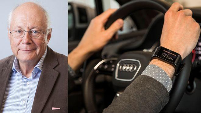 Stressekspert skeptisk til Audis «empatiske» bil