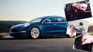 Slakter Tesla Model 3: Som en Kia fra 90-tallet