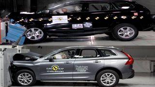 Store endringer de siste ti årene: Så mye tryggere er det å kjøre ny bil
