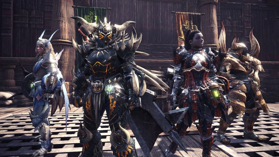 Monster Hunter: World har blitt en knallsuksess