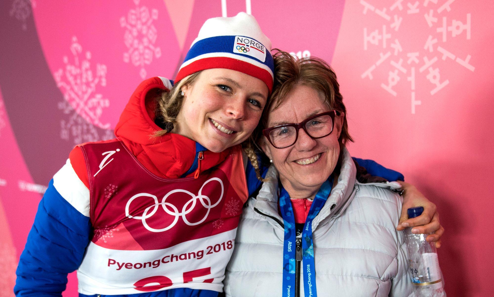 bbd31050 Mette Bugge dekket sitt første OL i 1984 - 34 år senere er hun med ...