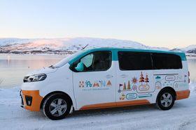 Hamna friluftsbarnehage i Tromsø. Styrer Vibeke Brattli og Alice Kvalvik fra Flip Creative Studio.