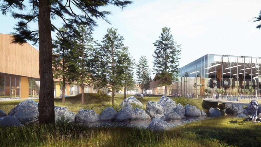 Den svenske gigafabrikken får milliardinvestering