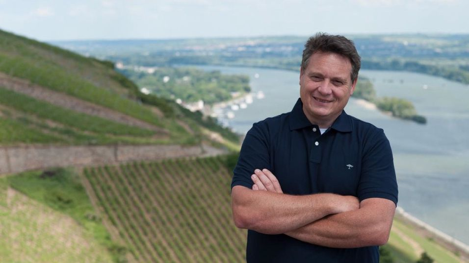 SKIFTER: Johannes Leitz går fra Red & White til Moestue Grape Selections.