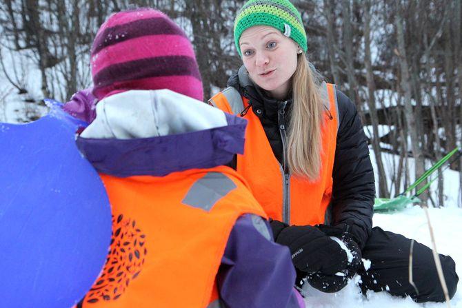 Daglig leder Hedda Eldøen jubler over forskningen fra Universitetet i Oslo.