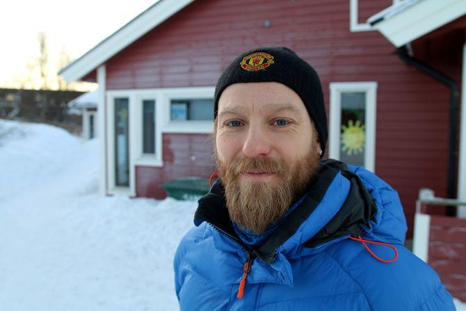 Lars-Espen Langhaug er pedagogisk leder i Varden barnehage i Tromsø.