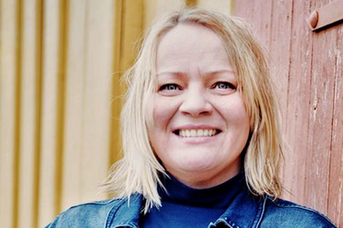 Mona Fagerås er utdanningspolitisk talsperson i SV.
