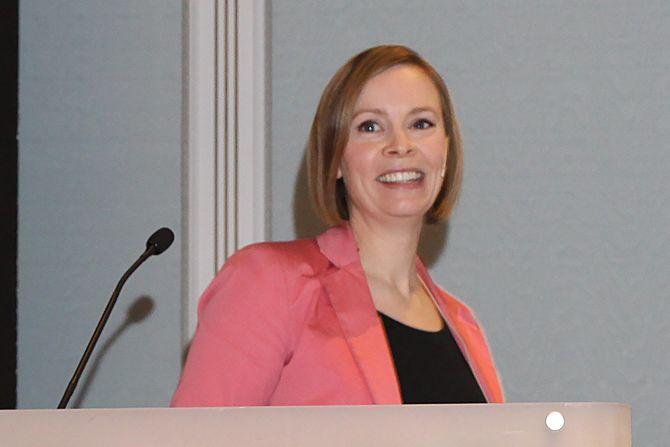Politisk økonom i Civita, Anne Siri K. Bekkelund.