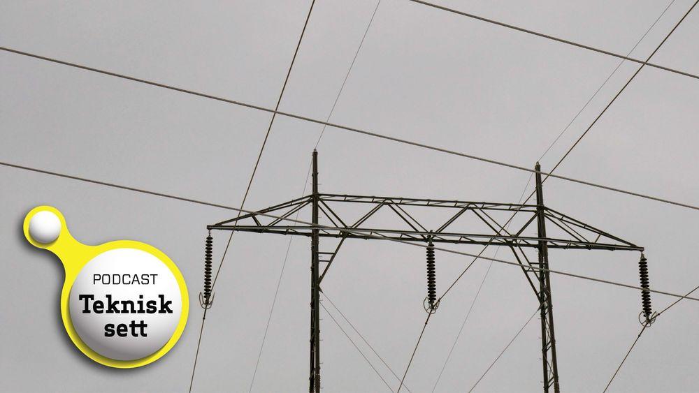 Hør hvordan strømmen kom til Norge, og hva vi gjør med alle elbilene.