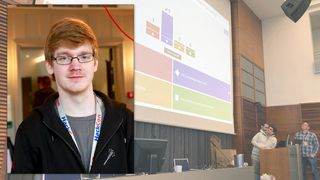 Simen Linderud, hackcon, master of cyber security