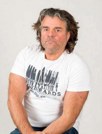 Redaktør Jan Inge Fardal i Sogn Avis. Han er også leder av Vestafjelske Redaktørforening