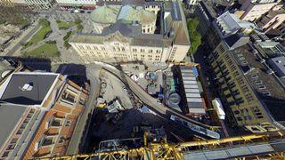 Ombyggingen av Stortinget: Kan ikke garantere sluttsummen for byggeprosjektet