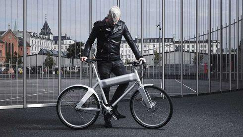 Super-elsykkel skal kjøre i 45 km/t på danske sykkelstier