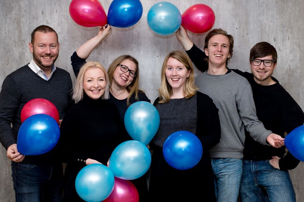 Høsten 2016 kunne Våganavisa feire 10-årsjubileum.