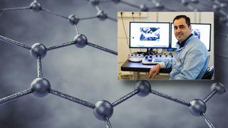 Forsker kan ha løst grafén-problem med nytt hybridmateriale
