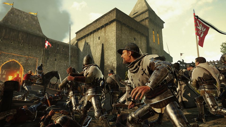 Dette er planen for fiksing av Kingdom Come: Deliverance