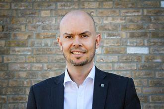 Frekvensdirektør John-Eivind Velure i Nasjonal kommunikasjonsmyndighet.