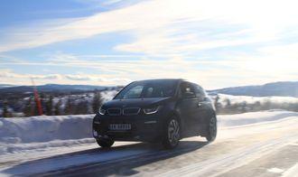 BMW i3 kommer godt ut, forutsatt at den kjøres 150.000 kilometer.