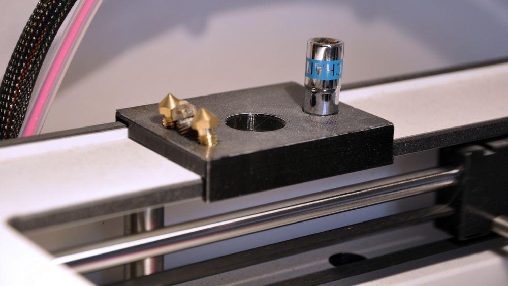 Nå er det ikke lenger bare materialer som plast som kan 3D-printes til en overkommelig pris. Metallutskrifter er en av de teknologiene som det amerikanske nettstedet MIT Technology Review mener kan få sitt brede gjennombrudd i 2018.