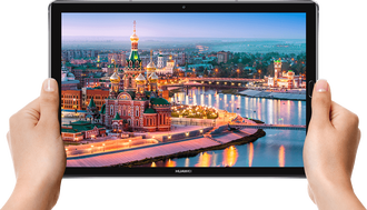 Huawei MediaPad M5.