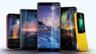 Nokia lanserte en rekke nye mobiltelefoner på Mobile World Congress.