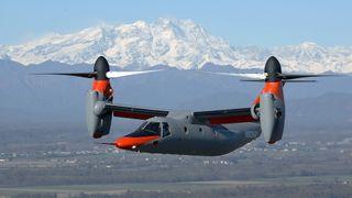 Dette tiltrotorflyet skal snart frakte oljearbeidere i dobbel hastighet