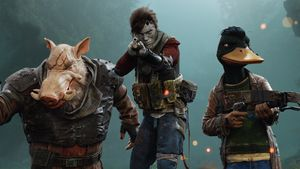 Funcom annonserer Mutant Year Zero: Road to Eden