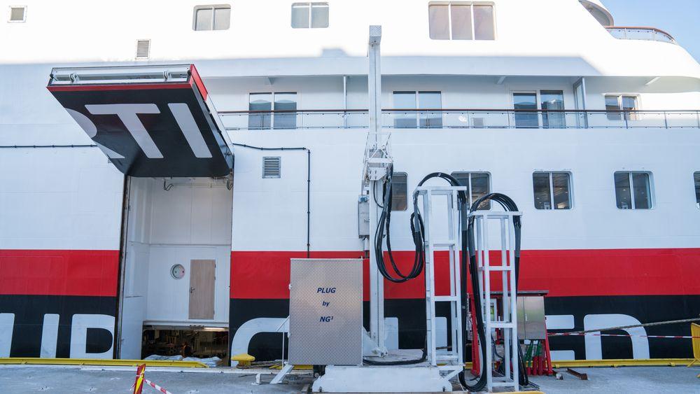 Hurtigruten betegner tiltaket som den største miljøoppgraderingen i selskapets historie.