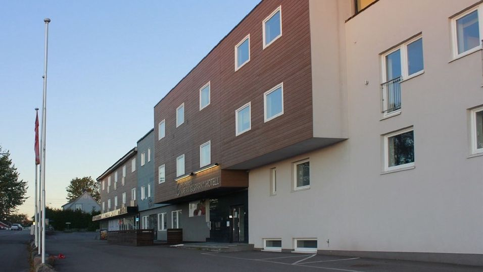 First Hotels til Horten