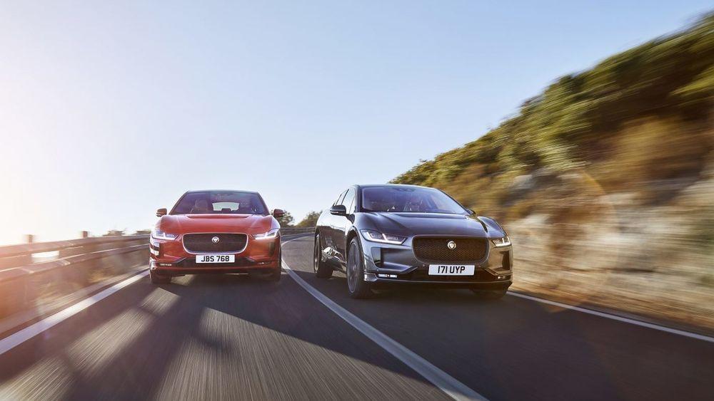 Jaguar I-Pace kommer til Norge i August.