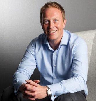 Martin Bentzen, administrerende direktør i Group M i Norge.